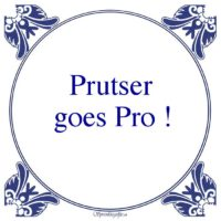 Algemeen-Prutsergoes Pro !