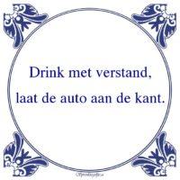 Drank-Drink met verstand