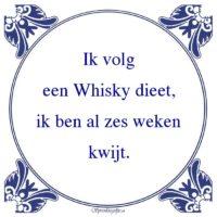 Drank-Ik volgeen Whisky dieet
