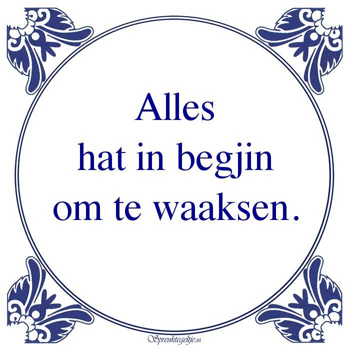 Friestalig-Alleshat in begjinom te waaksen.