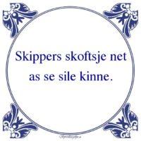 Friestalig-Skippers skoftsje netas se sile kinne.