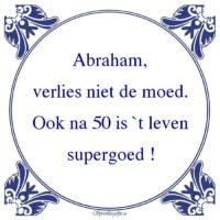 Oude wijsheden-Abraham