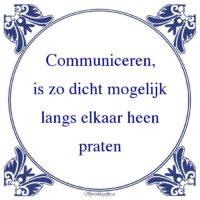 Werk-Communiceren